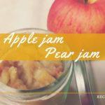 りんごジャム はちみつ 作り方